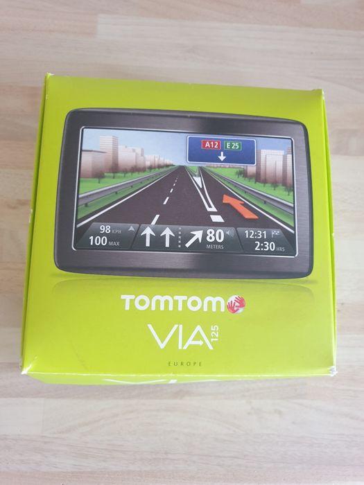 Nawigacja TomTom Via 125 Europa Dzierżoniów - image 1