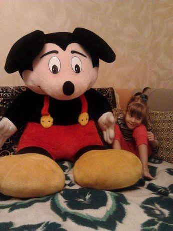 Мягкая большая набивная Игрушка Микки Маус, 160 см, Гигант!