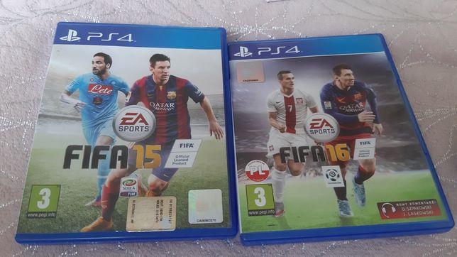 PS4 FIFA 15/16