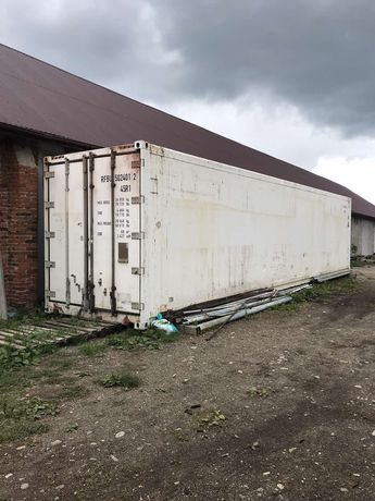 Продам рефрижераторний контейнер 40 тонн