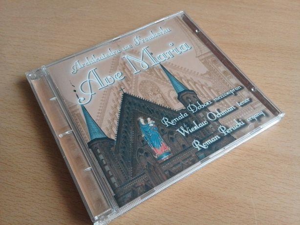 Ave Maria Roman Perucki organy katedry we Fromborku, Wiesław Ochmann