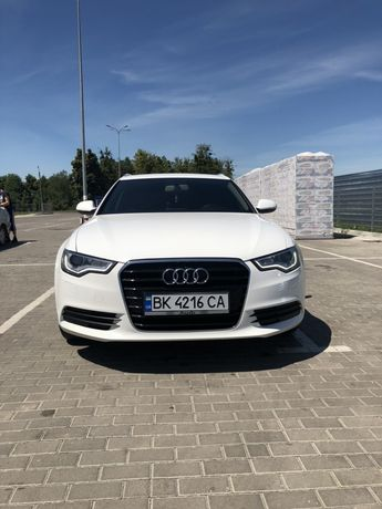 Авто Audi-A6