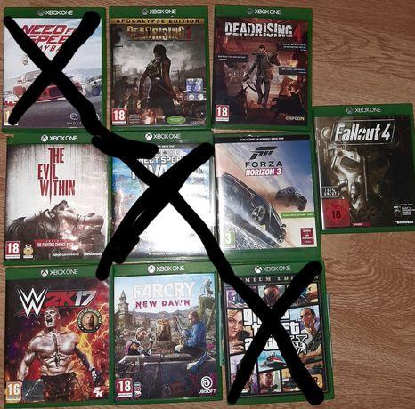Gry Xbox One,gtaV itp