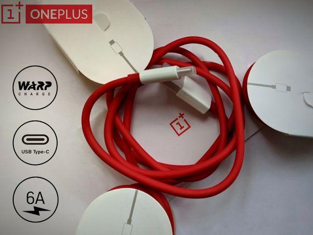 Кабель OnePlus 7 7t 7 Pro 7t Pro  USB 3.1 Type-C WARP Charge