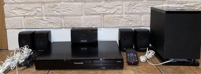 Zestaw kino domowe Panasonic SA-XH70 SC-XH70 DVD i głośniki