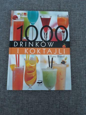 1000 drinków - książka