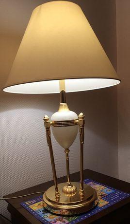 Лампа с абажуром Испания