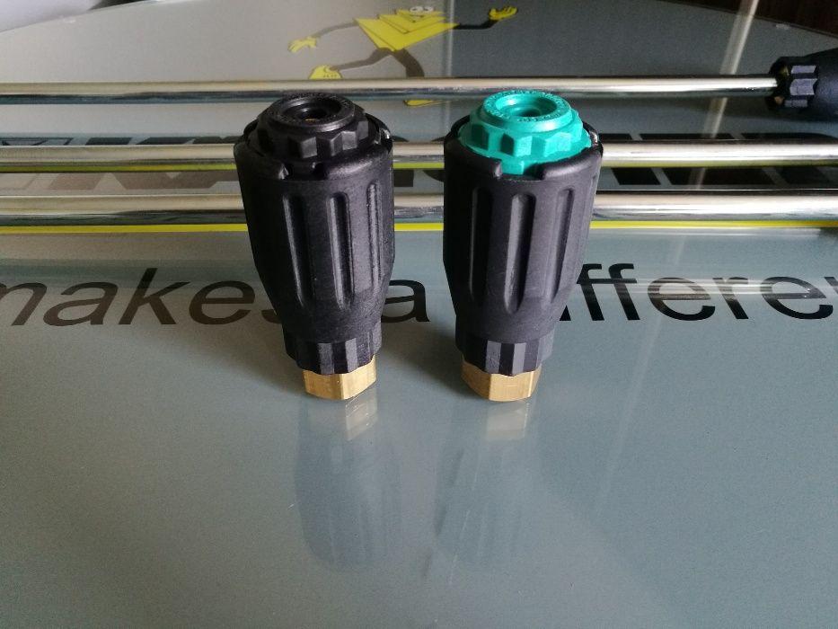 Dysza Rotacyjna, Turbo do Karcher K4,K5,K7 Solidna Metalowa Rurka Odolanów - image 1