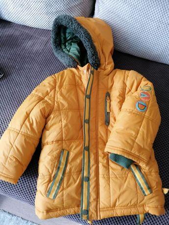 Kurtka zimowa r.98 + spodnie r.98 Coccodrillo
