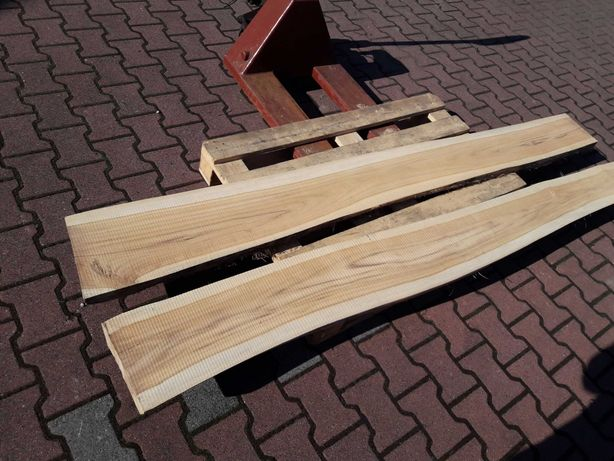 Drewno tarcica egzotyczna TEAK