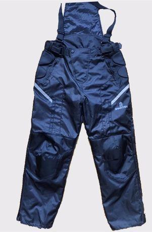 Spodnie bike SPARTAN r.XXL tekstylne