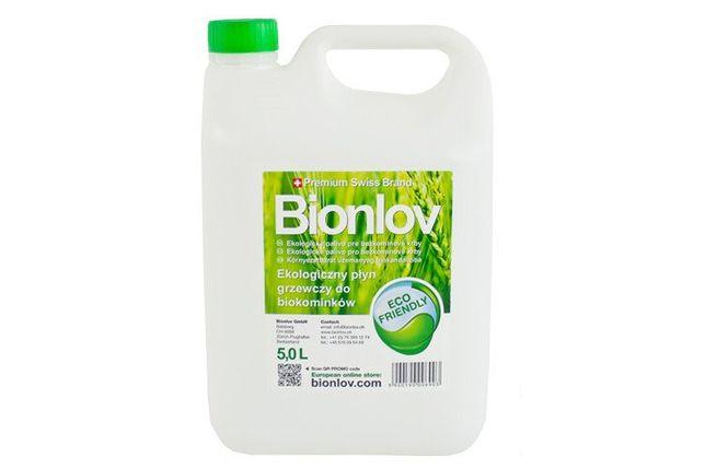 Bionlov paliwo do biokominka bioetanol 5l TANIO ETANOL