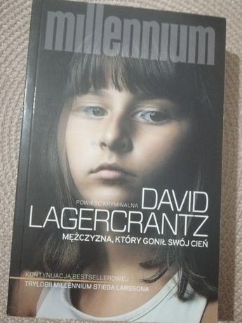 Mężczyzna który gonił swój cień- David Lagercrantz