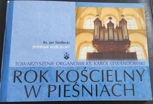 Nuty na organy (Śpiewnik wawelski, Rok w pieśniach kościelnych)