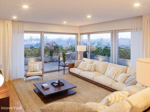 Apartamento T3 Novo, Alameda das Antas - Exclusivo Réplica