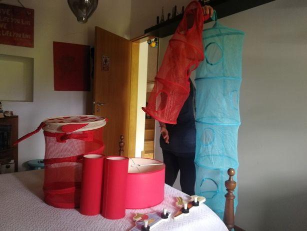 Abajour 3/Conjunto decoracao quarto crianca Ikea