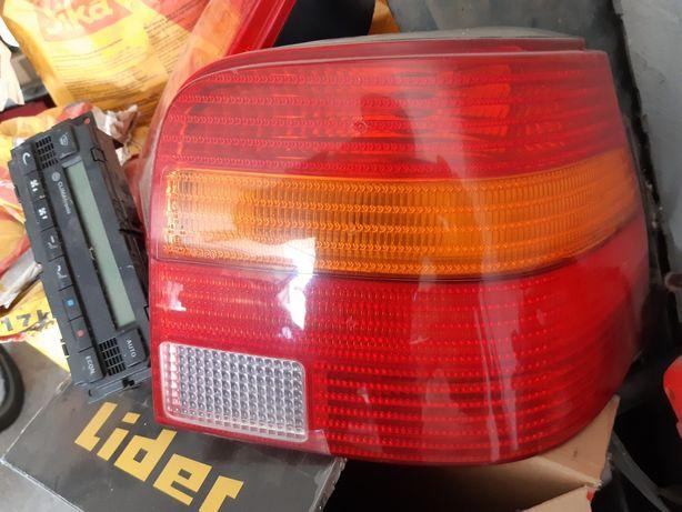 Golf 4 lampa tyl prawa lewa komplet