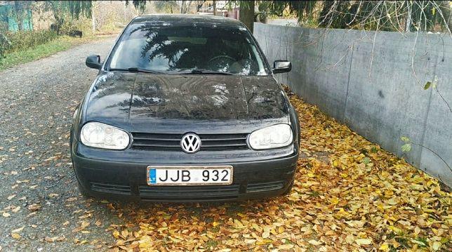 Volkswagen Golf 4 после кап. ремонта.