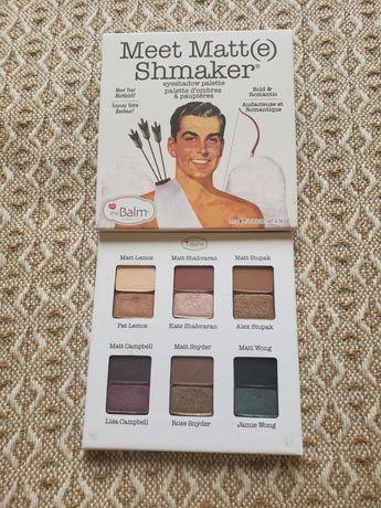 Палетка theBalm Meet Matt(e) Shmaker