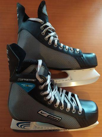 Łyżwy hokejowe Nike Bauer supreme