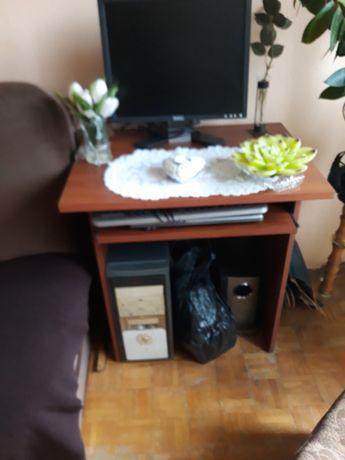 Monitor Dell używany.
