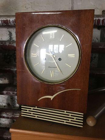 Zegar wiszący stary antyk radziecki