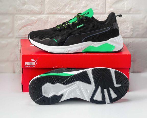 Мужские кроссовки Puma р.41,42,43,44,45,46 Пума Premium качество А66