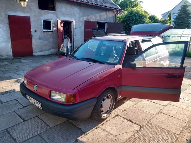 Sprzedam Volkswagen Passat 1.9 D 1992r.