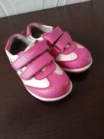Кроссовки на малышку