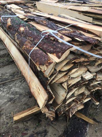 Opał zrzuny tartaczne drewno opałowe