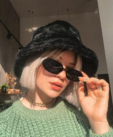 Винтажные женские солнцезащитные очки , ретро , квадратные, celine