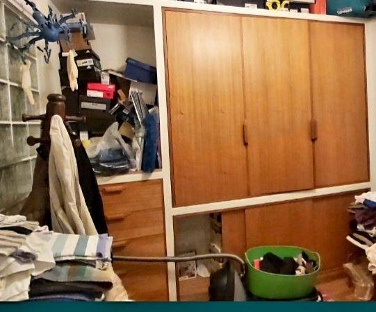 Portas de Armário (roupeiro/Closet) em madeira maciça (TOLA)
