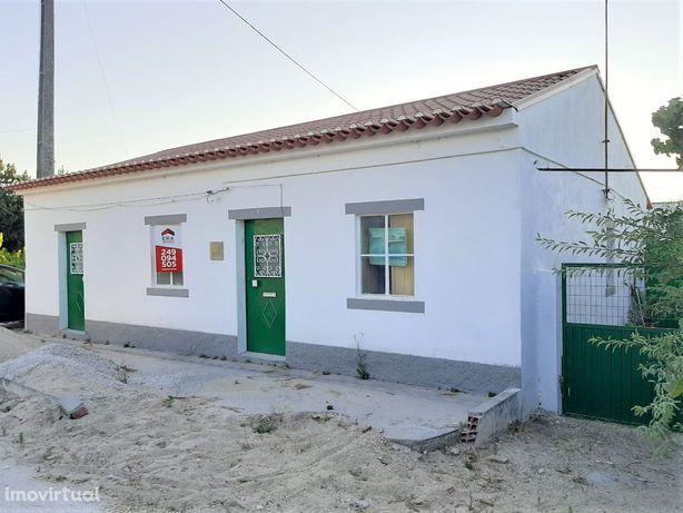 Moradia T2 em Carregueira, Chamusca