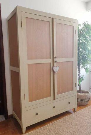 armário, roupeiro, vintage, retro,  rustico