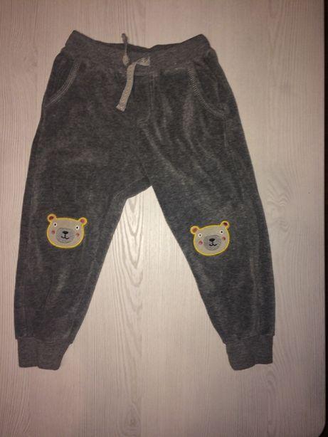 Ciepłe spodnie Cool Club r. 92
