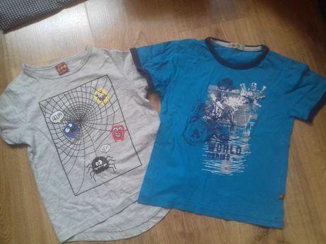 Koszulki krótki rękaw dla chłopca