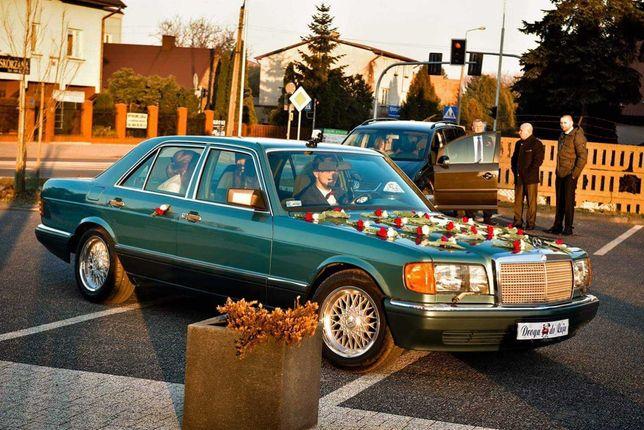 Samochód do ślubu, auto do ślubu!