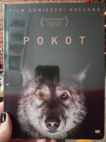 """Płyta DVD""""Pokot"""""""