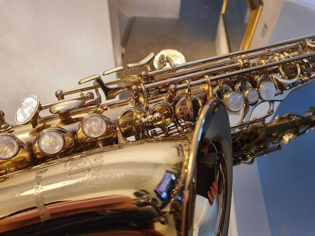 saksofon sopranowy Trevor James REVOLUTION  II zakrzywiony!