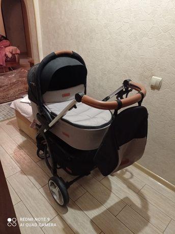Детская коляска 3 в 1 EasyGo Virage Ecco