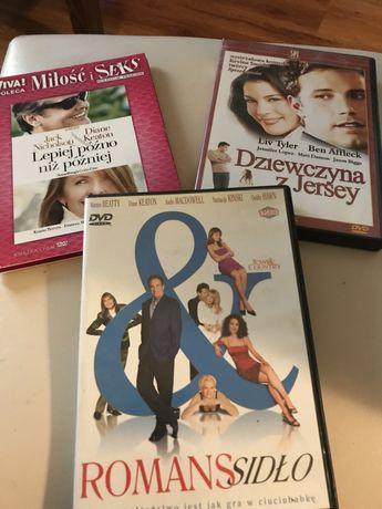 3 rewelacyjne filmy DVD