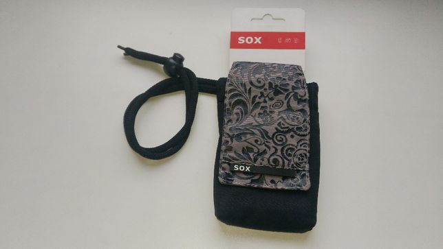 Sox Kofl 01 Orto Flourish Black чехол чехол-сумка для телефона