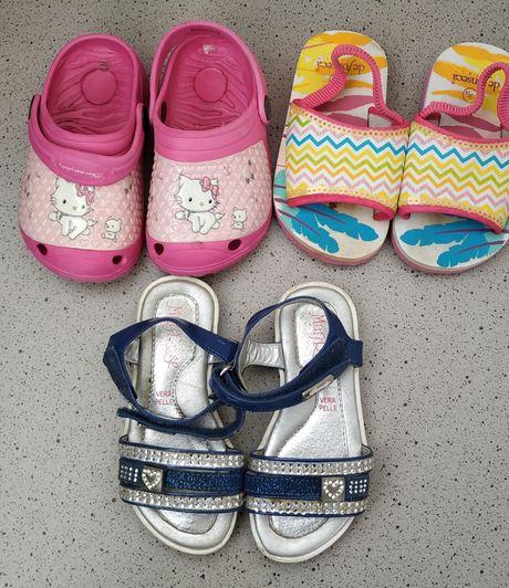 Дитяче взуття для дівчинки 24 розмір.