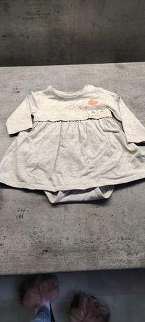 Sukienka z bodami z firmy 5 10 15