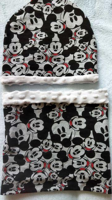 Komplet minky Myszka Mickey stan idealny