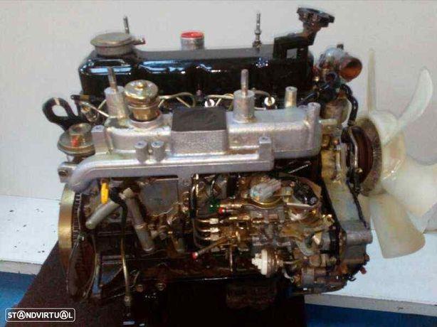 Motor Nissan Pick-Up D22 1999 2.5TD 103CV TD25TI