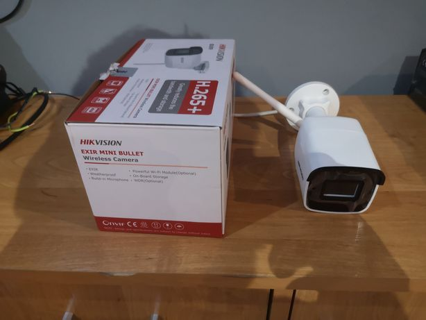 Bezprzewodowa kamera IP hikvision 4Mp