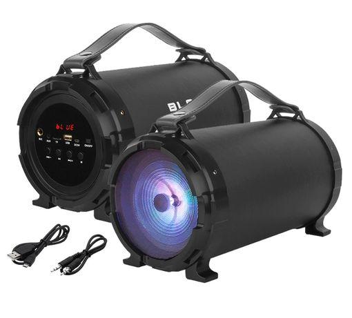 Głośnik bluetooth z podświetleniem BLOW BT910 50W AUX USB SD NOWY