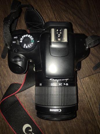 СРОЧНО! Продам зеркальный фотоаппарат Canon d1100