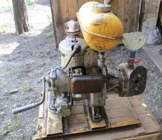 Мотопомпа, бытовой водяной насос, насосный агрегат двигатель